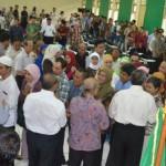 Semangat saling memaafkan di halal bi halal