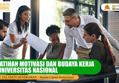 Pelatihan Motivasi dan Budaya Kerja